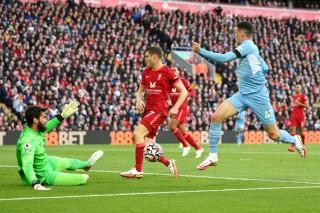 Đại tiệc bàn thắng tại Anfield