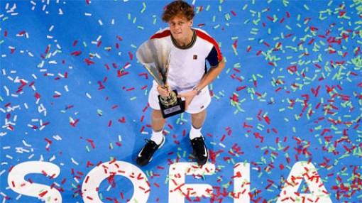 Jannik Sinner vô địch Sofia Open 2021
