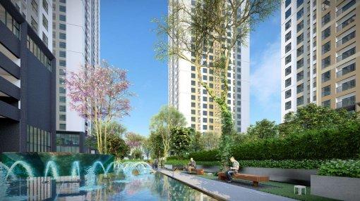 Chung cư Rose Town - Tận hưởng không gian sống xanh
