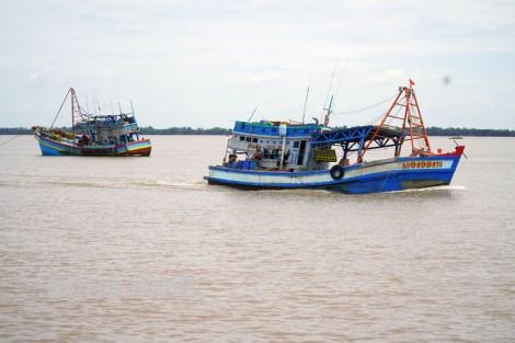 Thiết bị giám sát hành trình tàu cá mất tín hiệu