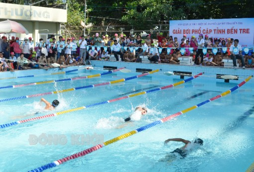 Điều chỉnh lịch thi đấu các giải thể thao tỉnh Bến Tre năm 2021