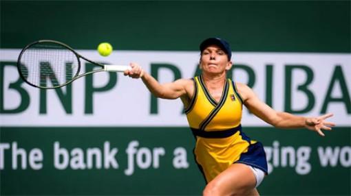 Simona Halep bị loại, Daniil Medvedev vào vòng ba Indian Wells 2021