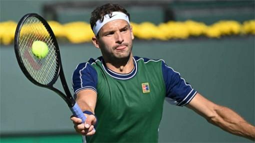 Grigor Dimitrov hẹn Daniil Medvedev ở vòng bốn Indian Wells 2021