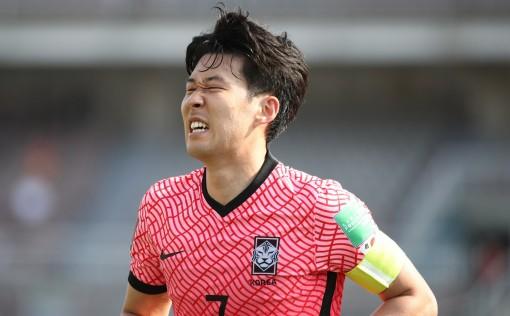 Son Heung Min lập công, Hàn Quốc may mắn rời Iran với 1 điểm