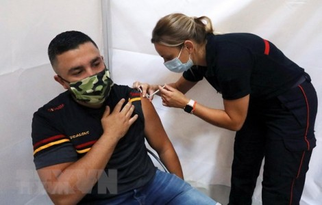 Israel khuyến nghị Mỹ cho phép tiêm mũi bổ sung vaccine