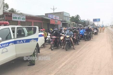 Hơn 24,2 ngàn công dân các tỉnh về quê qua cầu Rạch Miễu trong 15 ngày đầu tháng 10-2021