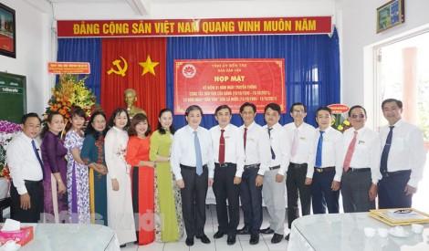 Chúc mừng kỷ niệm 91 năm Ngày truyền thống công tác Dân vận của Đảng (15-10-1930 - 15-10-2021)