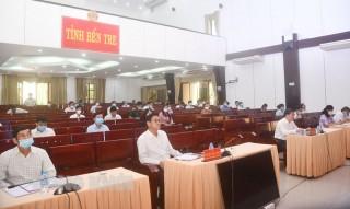 Hội nghị trực tuyến toàn quốc sơ kết công tác kiểm tra, giám sát