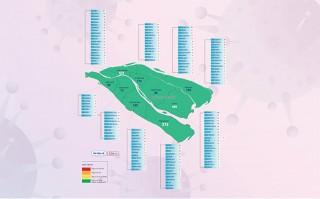 [Infographics] Thông tin dịch Covid-19 tỉnh Bến Tre, ngày 18-10-2021