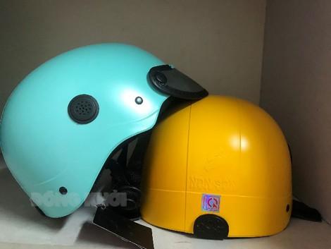 Một số lưu ý về quản lý chất lượng mũ bảo hiểm cho người đi mô tô, xe máy