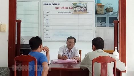 Vai trò của chủ tịch UBND cấp xã trong công tác cải cách hành chính