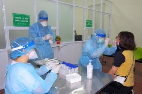 Thêm 3.168 ca mắc COVID-19 tại 45 tỉnh, thành phố