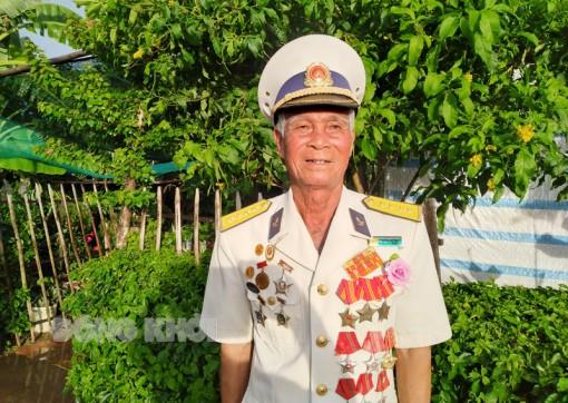 """Cựu chiến binh """"tàu không số"""" Huỳnh Phước Hải tích cực đóng góp xây dựng quê hương"""