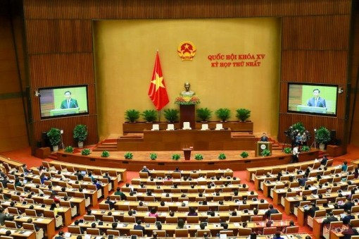 Chuẩn bị khai mạc Kỳ họp thứ 2, Quốc hội khóa XV