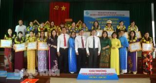 Chúc mừng kỷ niệm 91 năm Ngày thành lập Hội Liên hiệp Phụ nữ Việt Nam (20-10-1930 - 20-10-2021)