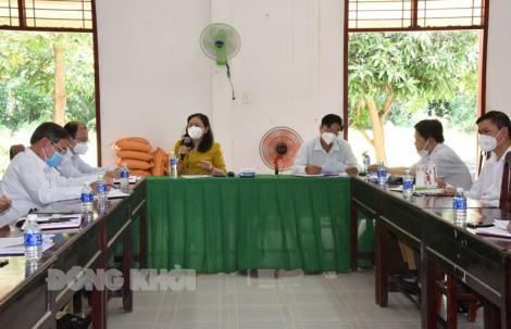 Khảo sát hoạt động kinh tế tập thể tại huyện Bình Đại