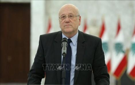 Quốc hội Liban thông qua kế hoạch tổng tuyển cử sớm