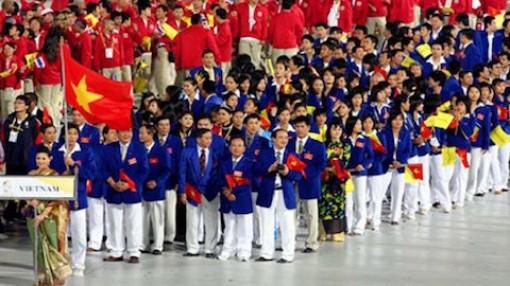 SEA Games 31 sẽ tổ chức vào tháng 5 năm 2022