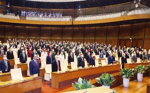 Kỳ họp thứ 2, Quốc hội khóa XV sẽ khai mạc vào ngày 20-10-2021