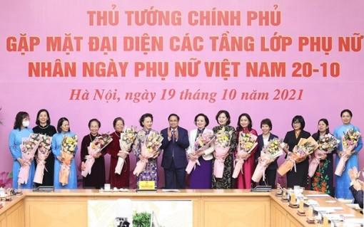 Việt Nam đã tạo được môi trường để phụ nữ khẳng định vị thế