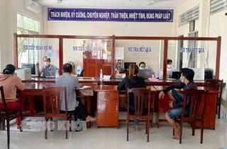 Thạnh Phú quyết tâm cải cách hành chính mạnh mẽ