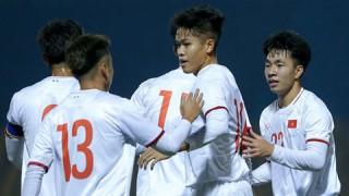 Danh sách U23 Việt Nam dự vòng loại U23 châu Á 2022