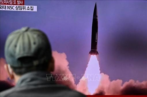 Triều Tiên xác nhận phóng thử thành công mẫu mới tên lửa đạn đạo phóng từ tàu ngầm
