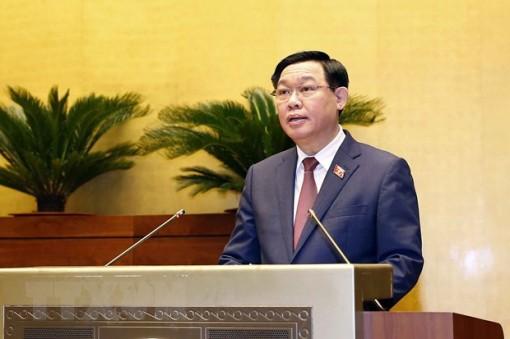 Toàn văn phát biểu khai mạc Kỳ họp thứ hai Quốc hội khóa XV của Chủ tịch Quốc hội
