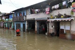 Ít nhất 77 người thiệt mạng vì sạt lở đất và lũ lụt tại Nepal