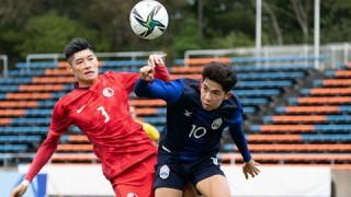 Thắng giòn giã U23 Hong Kong, U23 Campuchia gửi thách thức đến U23 Nhật Bản