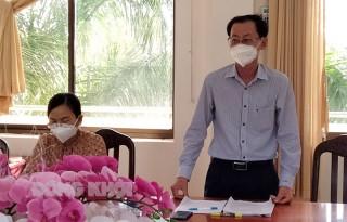 Khảo sát hoạt động hợp tác xã trên địa bàn huyện Ba Tri