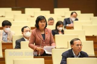 Quốc hội thảo luận trực tuyến các nội dung về công tác phòng, chống tham nhũng