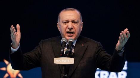 Tổng thống Thổ Nhĩ Kỳ tuyên bố 'không hoan nghênh' 10 đại sứ nước ngoài