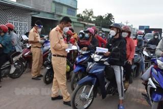 Triển khai nhiều giải pháp đảm bảo kéo giảm tai nạn giao thông (tt)