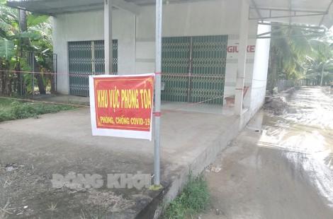 Cách ly một phần ấp An Hòa, xã Bình Khánh phòng dịch Covid-19