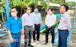 Ban Văn hóa - Xã hội, HĐND tỉnh giám sát tại huyện Thạnh Phú