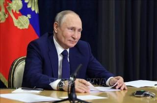 Nga, Anh nhất trí hợp tác trong một số lĩnh vực