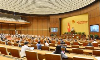 Thông cáo báo chí số 7 Kỳ họp thứ 2, Quốc hội khóa XV