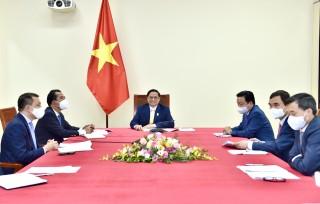 Việt Nam và Anh sẽ sớm công nhận hộ chiếu vaccine của nhau