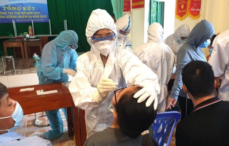 Ngày 26-10-2021: Ghi nhận 3.595 ca mắc mới COVID-19, 64 ca tử vong