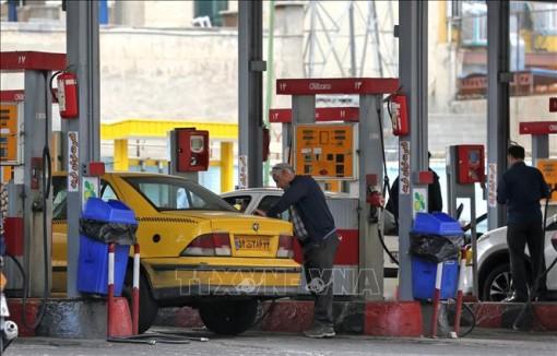 Tấn công mạng làm gián đoạn hoạt động các trạm bán xăng dầu toàn Iran