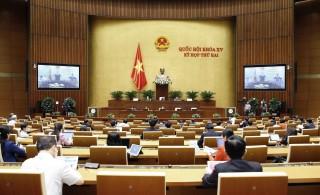 Ngày 27-10-2021, Quốc hội thảo luận về thực hiện chính sách quản lý, sử dụng bảo hiểm xã hội