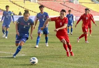U23 Việt Nam có chiến thắng nhọc nhằn