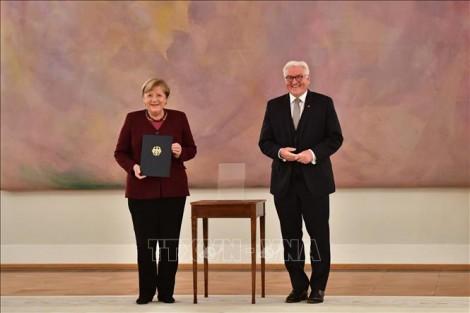 Thủ tướng Angela Merkel và Chính phủ Đức kết thúc nhiệm kỳ