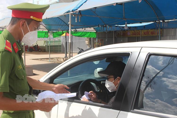 Hơn 14,8 ngàn công dân tỉnh về quê trong ngày 26-10